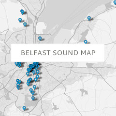 Belfast Sound Map