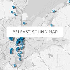 Belfast Sound Map